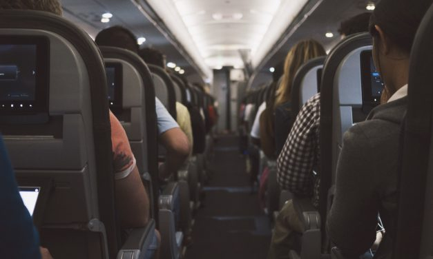 I posti più sporchi su un aereo