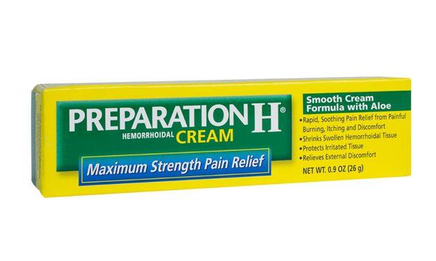 Preparazione H come crema termogenica